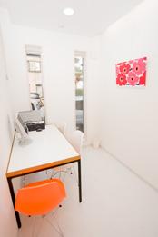 写真:カウンセリングルーム